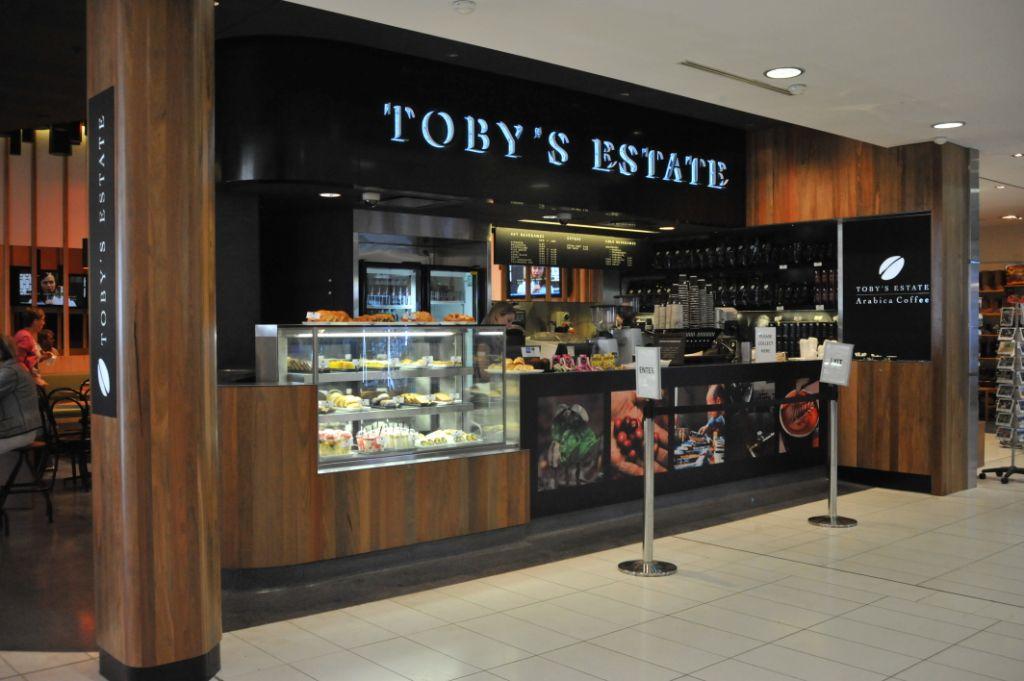 Tobys Estate Coffee